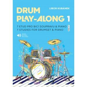 DRUM PLAY-ALONG 1  autor: L.Kubánek