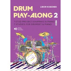 DRUM PLAY-ALONG 2  autor: L.Kubánek