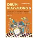 DRUM PLAY-ALONG 3  autor: L.Kubánek